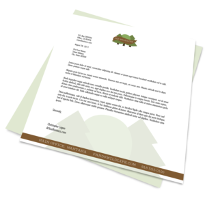 Chicago Letterheads Printing