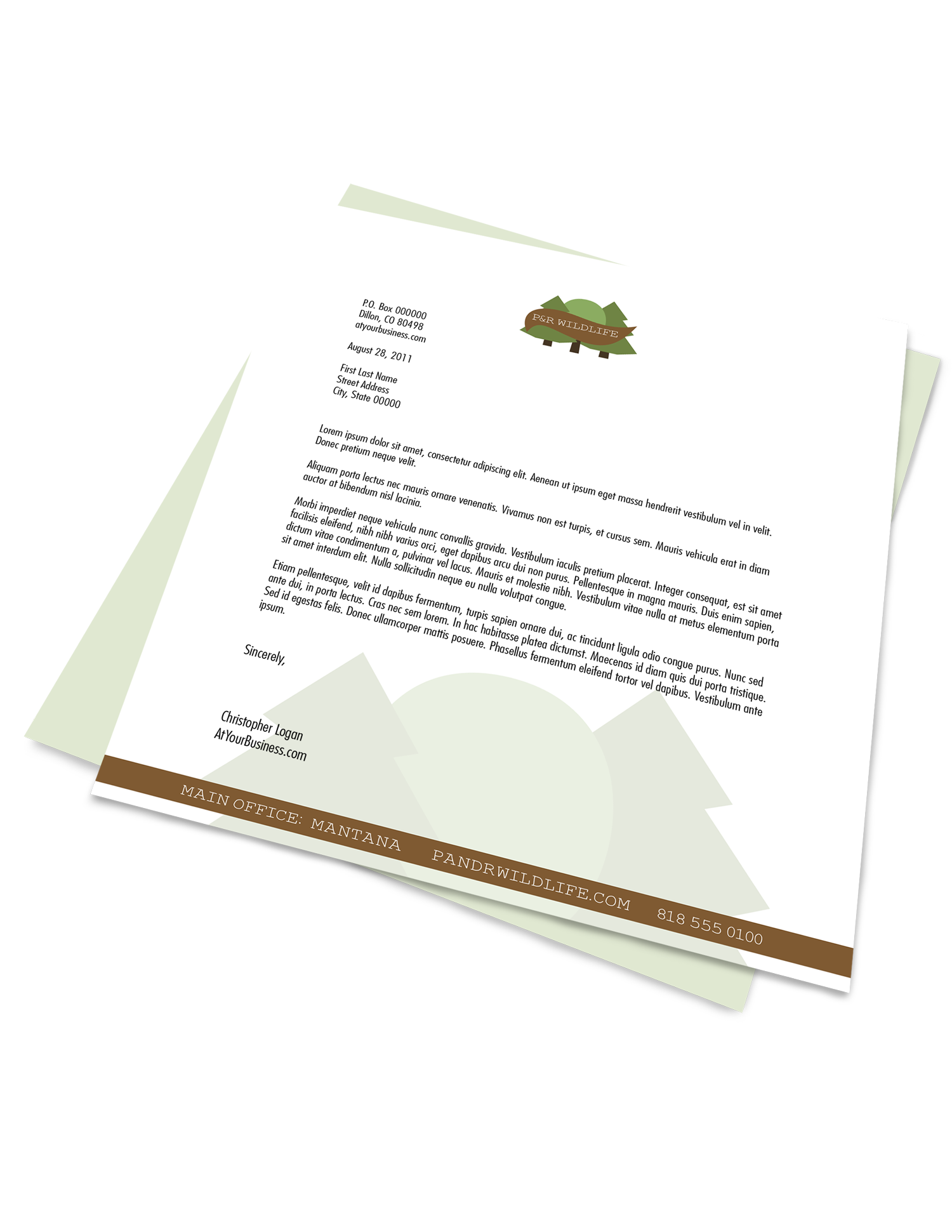 Chicago Letterheads Printing   Lowest Price Chicago Digital Print